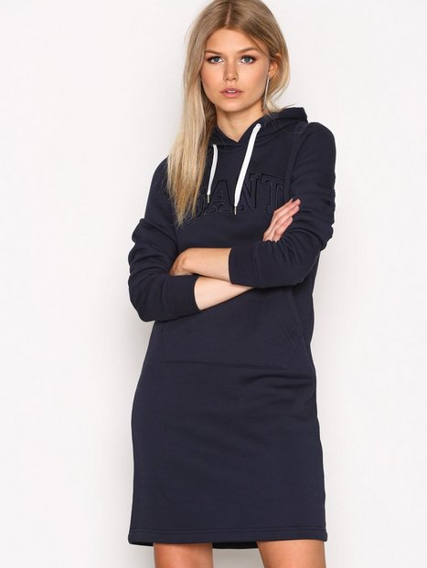 Billede af GANT Gant Hoodie Dress Loose fit dresses Evening