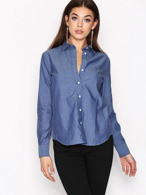 Billede af GANT O2. TP Colorful Oxford Shirt Skjorte Blue