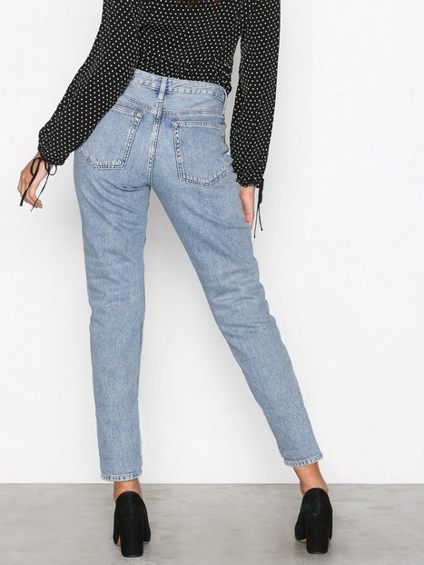 MOTO Bleach Hayden Boyfriend Jeans
