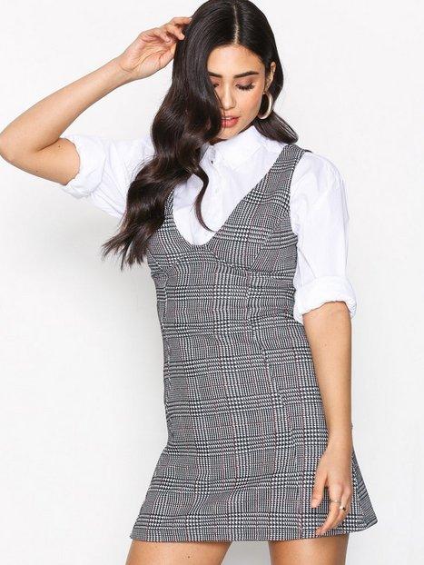 Billede af Topshop A-Line Pinafore Dress Skater kjoler