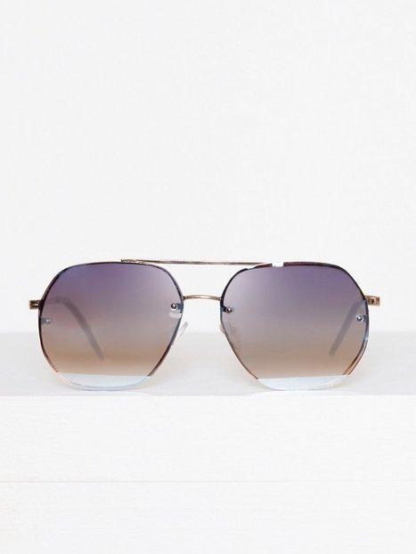 Billede af Topshop Apollo Navigator Sunglasses Solbriller Blue