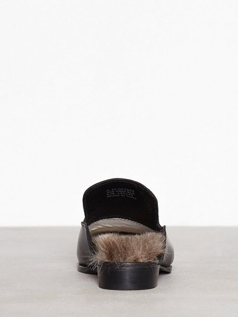 Kuddle Furry Leather Loafers
