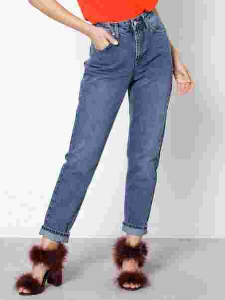 Shoppa Mtd Mom Jeans - Online Hos Nelly.com e8753a52fcc59