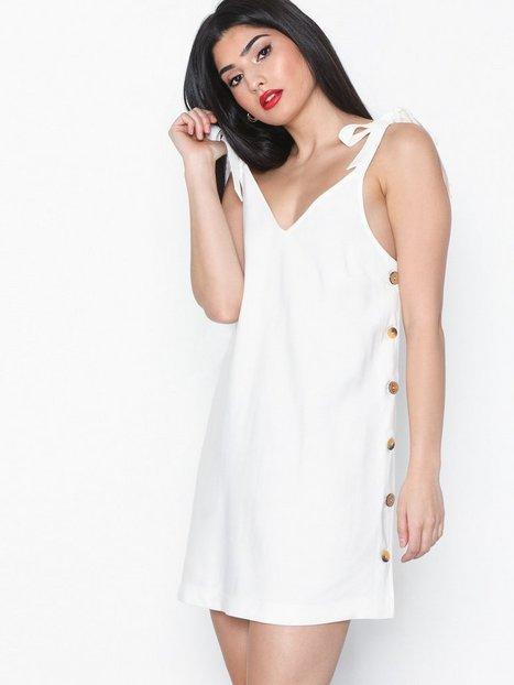 Billede af Topshop Button Mini Slip Dress Loose fit dresses
