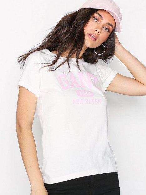 GANT O1. The Summer Logo SS T-Shirt T-Paidat Munankuori thumbnail