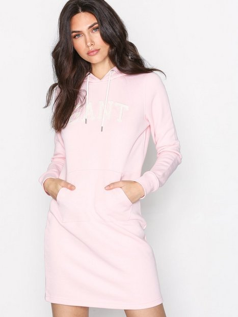 O1. Gant Hoodie Dress