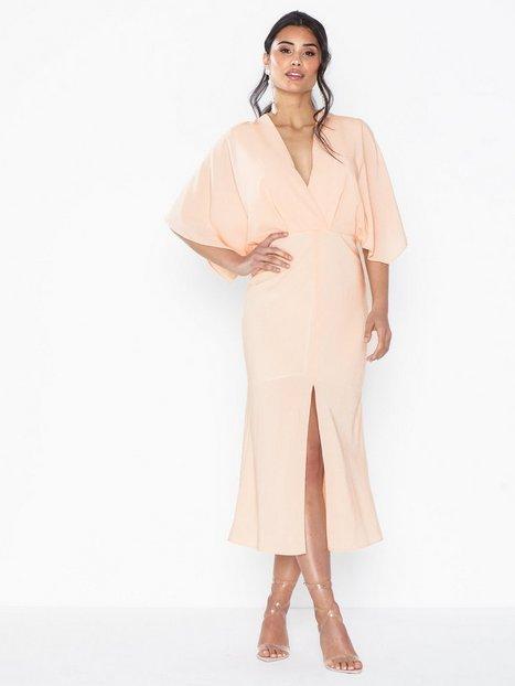 Billede af Topshop Batwing Midi Dress Tætsiddende kjoler