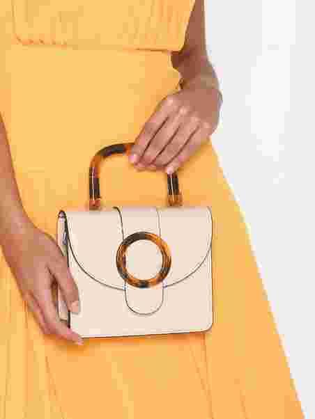 d491a67ad2f7 Shoppa Capri Buckle Cross Body Bag - Online Hos Nelly.com