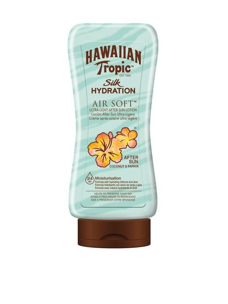 Billede af Hawaiian Tropic Silk Air Soft After Sun 180 ml Aftersun Hvid