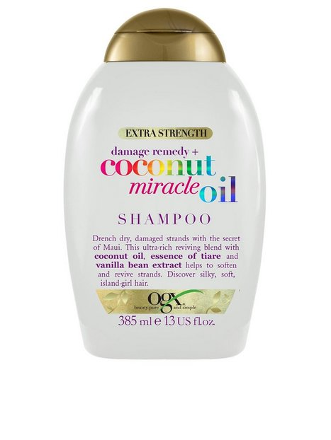 OGX Coconut Miracle Oil Shampoo 385ml Schampoo - OGX
