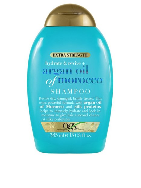 OGX Argan Extra Strength Shampoo 385ml Schampoo - OGX