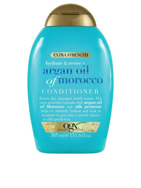 Billede af OGX Argan Extra Strength Conditioner 385ml Balsam Transparent