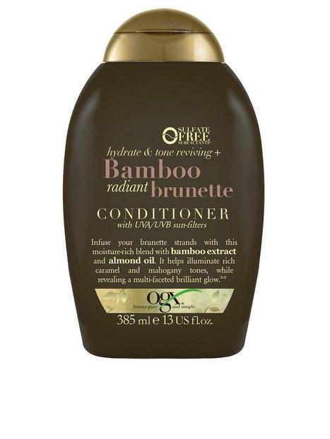 Billede af OGX Bamboo Brunette Shampoo 385ml Shampoo Transparent