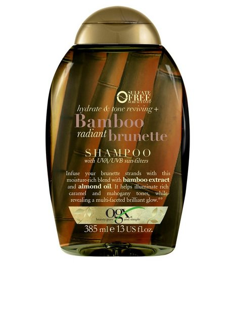 Billede af OGX Bamboo Brunette Conditioner 385ml Balsam Transparent