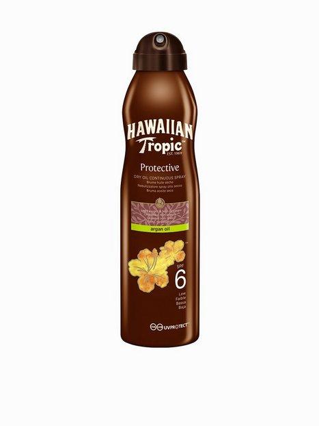 Billede af Hawaiian Tropic Protective Dry Argan Oil Spray SPF 6 180 ml Solcremer