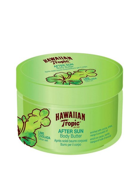 Billede af Hawaiian Tropic Body Butter Lime Coolada 200 ml Aftersun