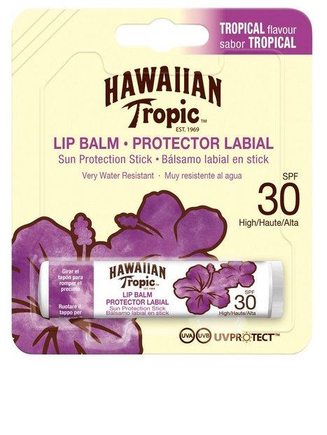 Billede af Hawaiian Tropic Lip Balm SPF 30 Solfaktor Transparent