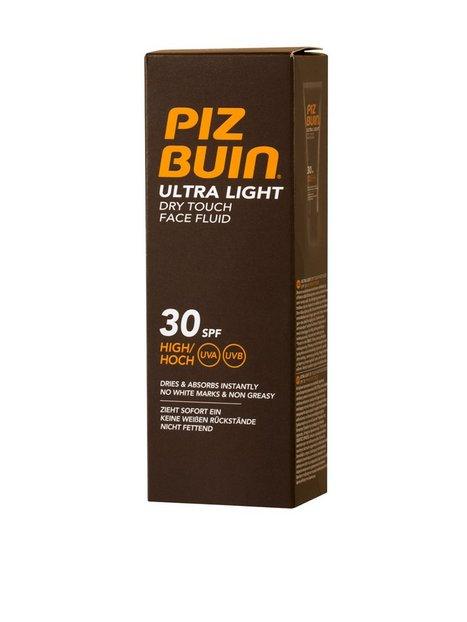 Billede af Piz Buin Ultra Light Dry Touch Face Fluid SPF 30 50ml Solcremer