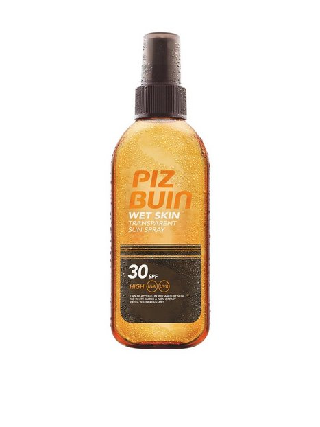 Billede af Piz Buin Wet Skin Transp. Sun Spray SPF 30 150ml Spray