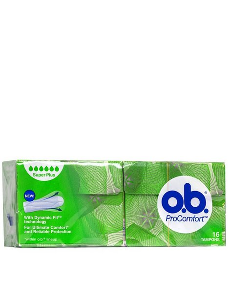 O.B. o.b ProComfort Super plus 16p Intimvård