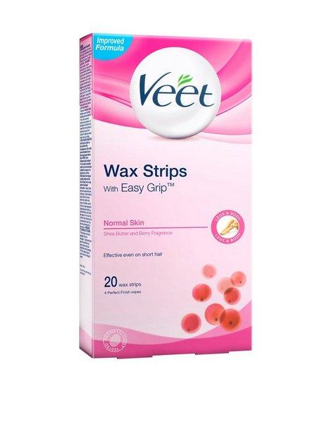 Billede af Veet Cold Wax Strips Normal 20st Hårfjerning