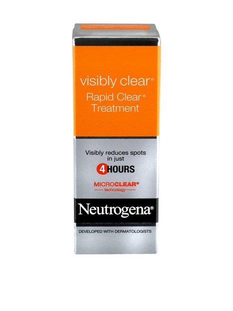Billede af Neutrogena Visibly Clear Treatment Gel 15ml 4 hours Ansigtsrens