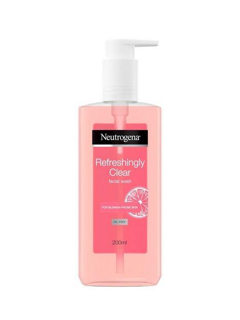 Billede af Neutrogena Pink Grapefruit Facial Wash 200ml Ansigtsrens