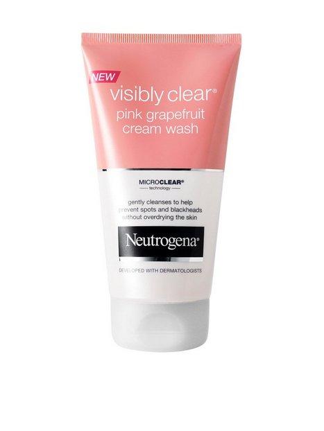 Billede af Neutrogena Pink Grapefruit Cream Wash 150ml Ansigtsrens