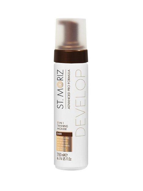 Billede af St Moriz Advanced 5 in1 Tanning Mousse 200 ml Self tan Dark