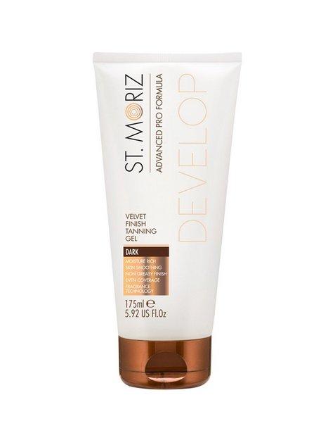 Billede af St Moriz Advanced Tanning Gel 175 ml Self tan Dark