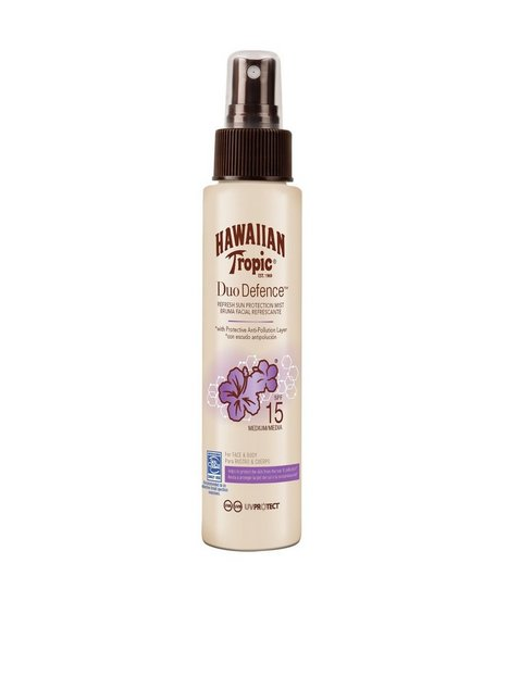 Billede af Hawaiian Tropic Hawaiian DuoDefence Refresh Mist 100 ml Sprays