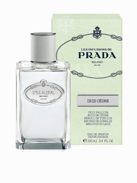 Billede af Prada Iris Cedre Edp 100ml Parfumer