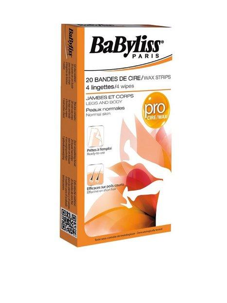 Billede af BaByliss Paris Vaxremsor Normal Hud Hårfjerning Hvid