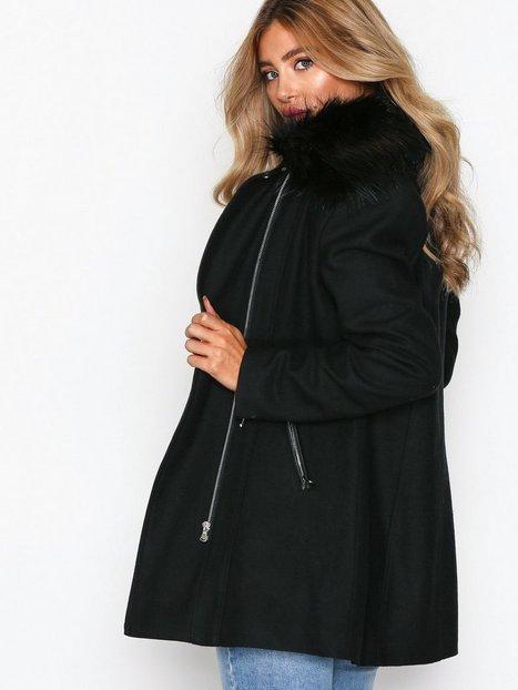 Biker Fur Coat