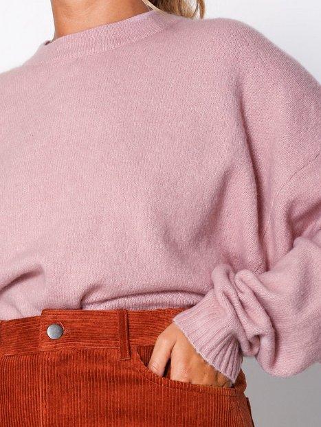 Sleeve Focus Knit