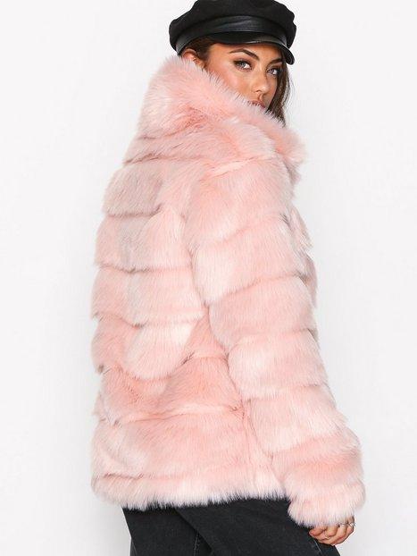 Puffy Fur Coat
