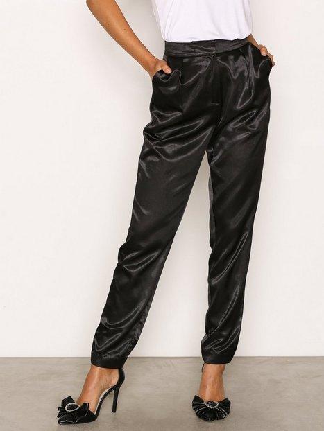 Billede af NLY Trend Dress You Up Pants Bukser Sort