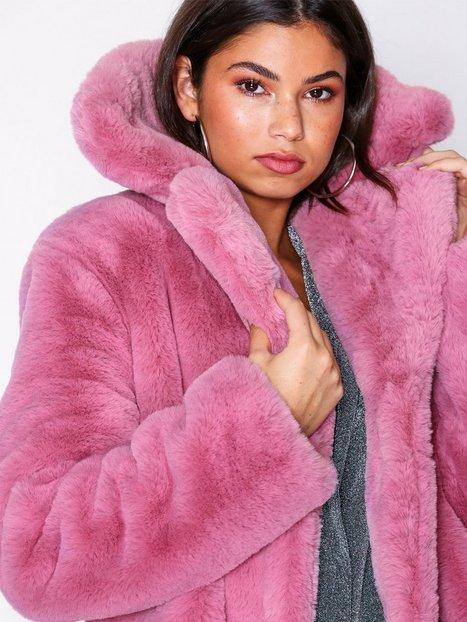 Short Luxury Fur Coat
