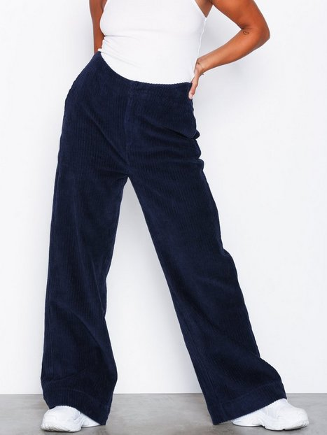 Wide Corduroy Pants