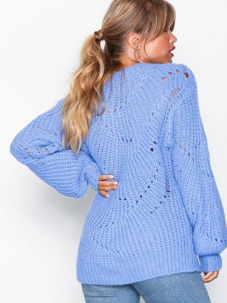 Pattern Detail Knit