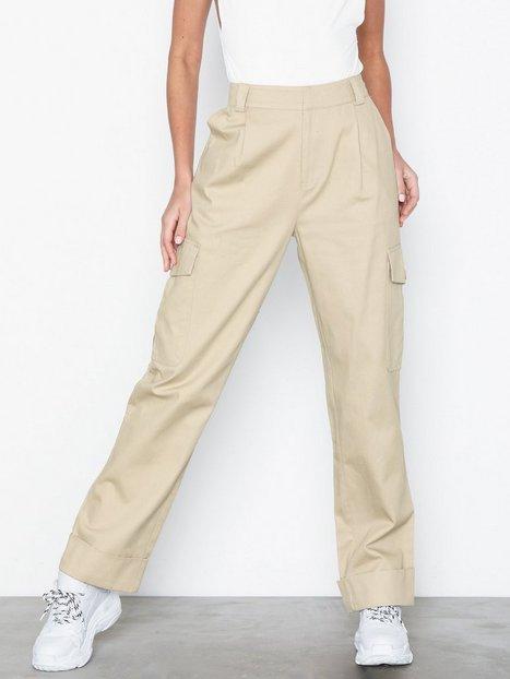 Billede af NLY Trend Baggy Cargo Pants Bukser