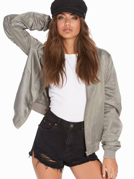 Easy Bomber Jacket