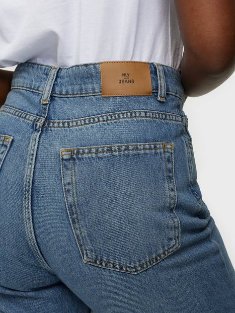 High Waist Vintage Denim