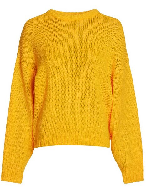 Sleeve Focus Spring Knit
