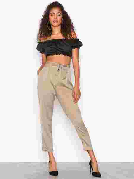 Shoppa Fancy Tied Pants - Online Hos Nelly.com 46a93c621c8c5