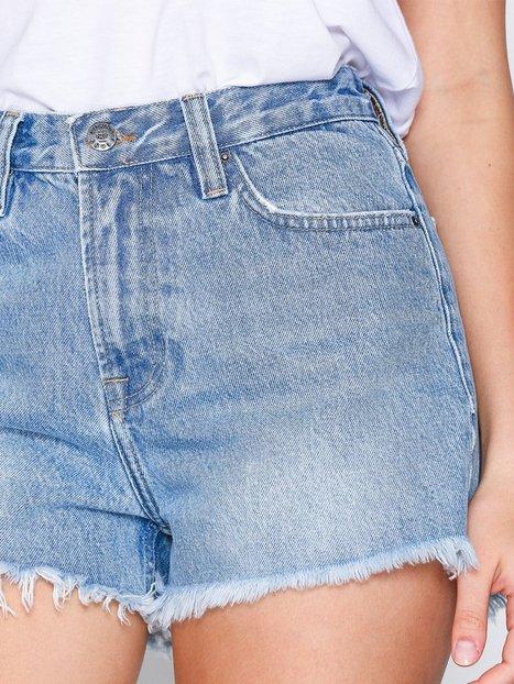 Cheeky Fit Denim Shorts
