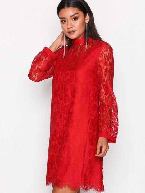Billede af Ida Sjöstedt Hannah Dress Kropsnære kjoler Red