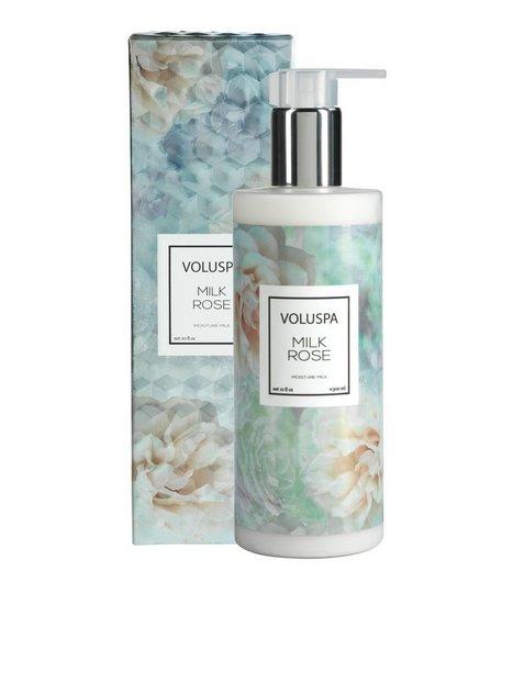 Billede af Voluspa Hand & Body Mositure Milk 300 ml Hænder & fødder Milk Rose