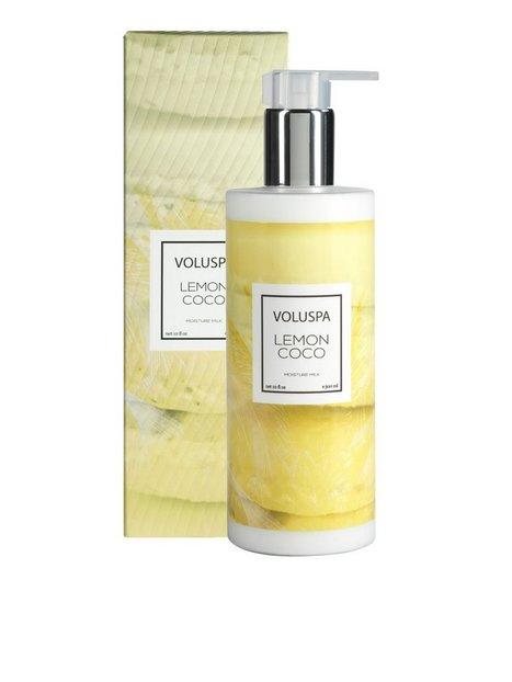 Billede af Voluspa Hand & Body Mositure Milk 300 ml Hænder & fødder Lemon Coco