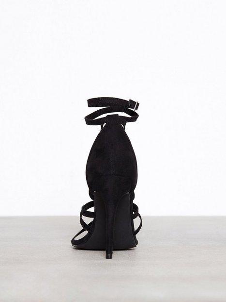 High Heel Tripple Knot Sandal